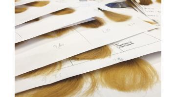 Hair bleaching products