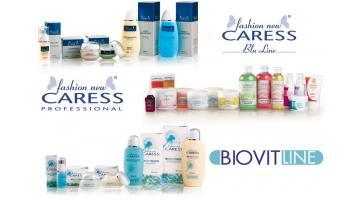 Prodotti cosmetici professionali per il viso e il corpo