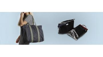 Production of customized shopping bags and bags