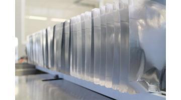 Produzione packaging flessibile