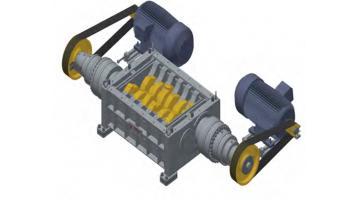 Macchine industriali per trattamento inerti