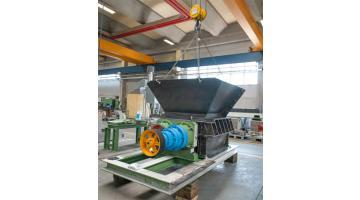 Macchine per triturazione materiali solidi