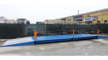 Sistemi di pesatura industriale