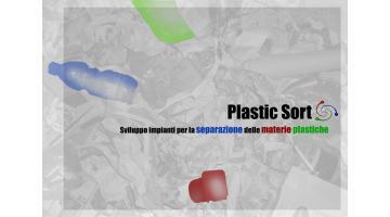 Impianti per separazione materie plastiche