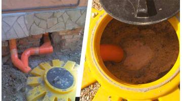 Degrassatori per trattamento acque reflue