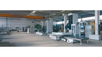 Produzione macchine utensili e fresatrici per lavorazioni meccaniche