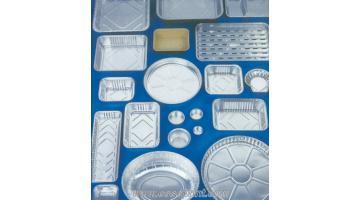 Vaschette in alluminio per alimenti