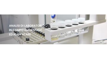 Analisi di laboratorio in campo ambientale