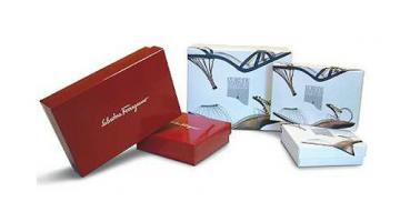 Produzione scatole in carta personalizzate