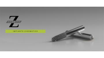 Impianto dentale zigomatico
