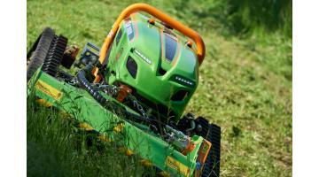 Производство радиоуправляемых тракторов