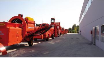 Produzione attrezzature agricole