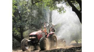 Impolveratori agricoli