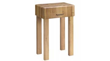 Euroceppi, produzione ceppi in legno per grandi cucine