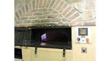Forni rotanti per pizzeria