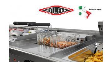 Produzione attrezzature per la cottura professionale