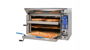 Produzione forno pizza 3 piani per ristorazione