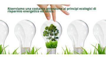 Soluzioni per risparmio energetico e idrico