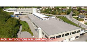 Produzione raccordi per industria termosanitaria