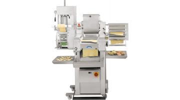 Macchina combinata semiautomatica per pasta fresca