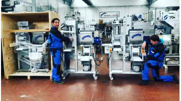 Macchine per produzione pasta fresca