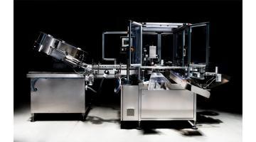 Macchine per riempimento e chiusura prodotti liquidi
