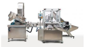 Produzione macchine riempitrici per liquidi