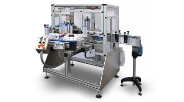 Linear labeller for partial or wrap-around labels