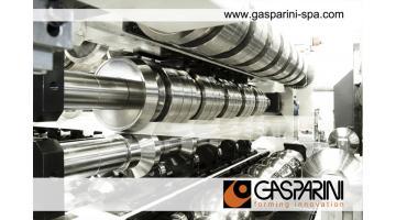 Macchine industriali per profilatura lamiera