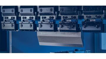 Produzione presse piegatrici per lamiera