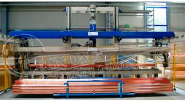 Sistemi di impilaggio lamiera