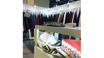 Manufacture of leather for furnishings
