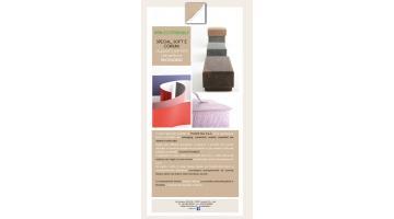 Cuoio rigenerato per settore packaging