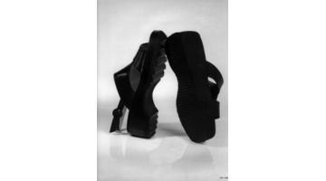 Produzione suole prefinite per calzature