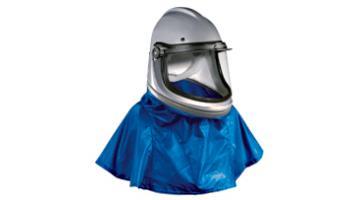 Casco protezione vie respiratorie
