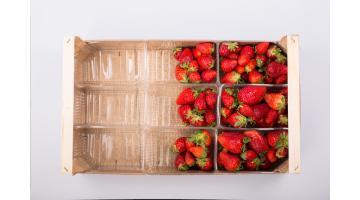 Vaschette per confezionamento frutta