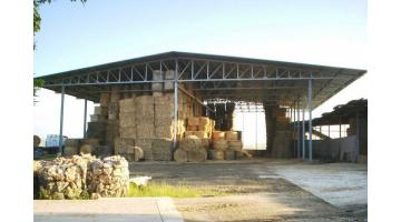 Produzione tettoie e soppalchi