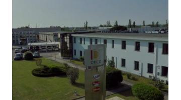 Deco Industrie production plant