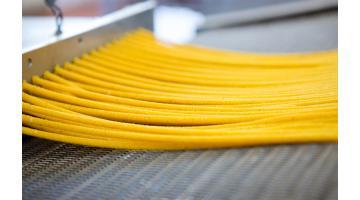 Produzione pasta fresca lavorata a mano per GDO