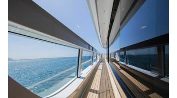 Pannelli strutturali per settore nautico
