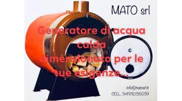 generatore di acqua calda