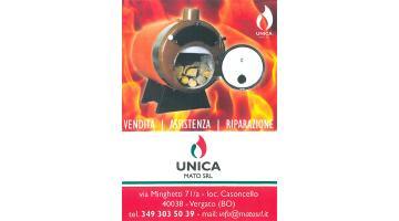 Vendita assistenza e riparazione generatori acqua calda Unica