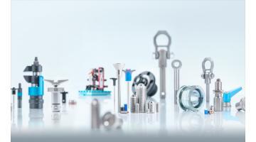 Distribuzione componenti industriali