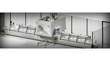 Lavorazioni meccaniche profilati in alluminio
