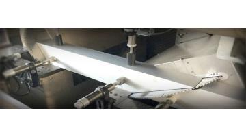 Produzione profilati in alluminio