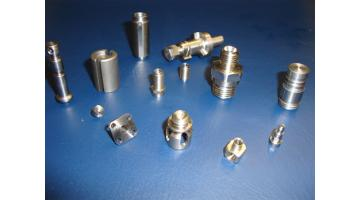 Produzione minuteria in acciaio AISI