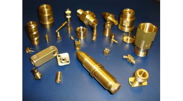 Produzione minuteria in alluminio
