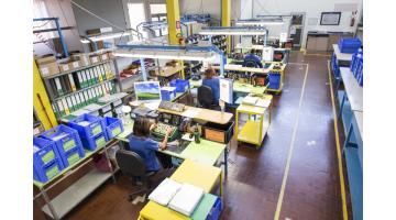 Produzione cablaggi uso industriale