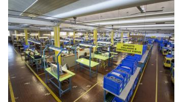 Produzione cablaggi industriali