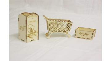 Engravings on wood